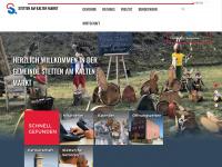 stetten-akm.de Webseite Vorschau