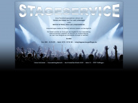stageservice-goettingen.de Webseite Vorschau