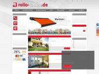 rollo-laden.de Webseite Vorschau