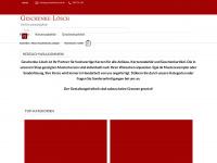geschenkeloesch.de
