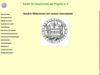 Geschichtsverein-prignitz.de