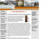 geschichtswerkstatt-duderstadt.de