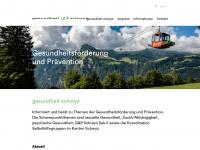 Gesundheit-schwyz.ch