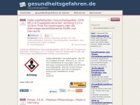 gesundheitsgefahren.de
