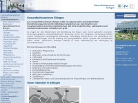 Gesundheitszentrum-ehingen.de