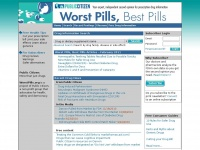 worstpills.org