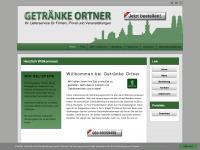 ortner-getraenke.de