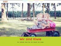 kiwie-ev.de Webseite Vorschau