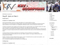 Ksvscorpions.at