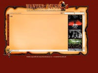 wanted4music.de Webseite Vorschau