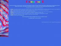 kidscorner.ch Webseite Vorschau