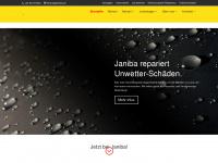 janiba.at Webseite Vorschau