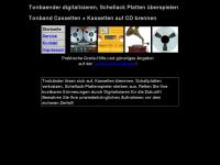 tonbaender-digitalisieren.de