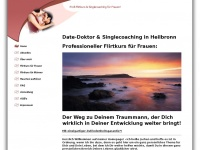 traummann-fuers-leben.de Webseite Vorschau