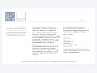 52nord.eu Webseite Vorschau