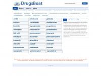 drugsboat.com Webseite Vorschau