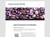espressomaschinesiebtraeger.infowebsites.de