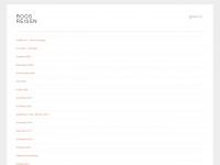 r00s.de Webseite Vorschau
