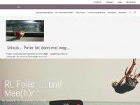 kitesyndikat.de Webseite Vorschau