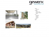 gewerk-architektur.at