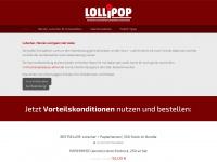lollipop-aktion.de Webseite Vorschau