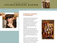 goldschmiede-kaehm.de