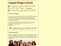 gospel-singers.ch