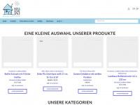 kidsandhomestyle.de Webseite Vorschau