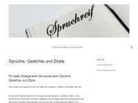 spruchreif.info
