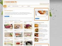 321kochen.tv Webseite Vorschau