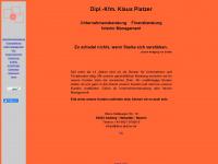 klaus-platzer.de