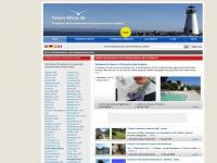 ferien-miete.de Webseite Vorschau
