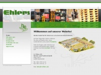 h-ehlers.de Webseite Vorschau