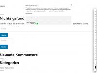 haarp.at Webseite Vorschau