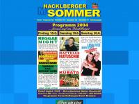 Hacklberger-sommer.de