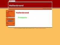 Hallenbrand.de