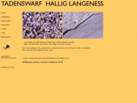 halligmeer.de Webseite Vorschau