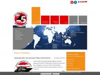extradivers-worldwide.com Webseite Vorschau