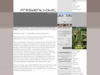 presidenthotel.de