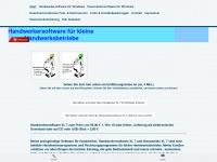 Handwerker-software-rechnung-angebot.de