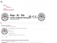 Hap-ki-do.co.at