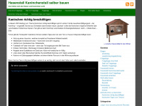 hasenstall-kaninchenstall-selber-bauen.de