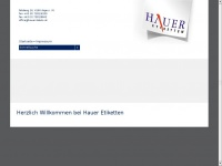 hauer-labels.at