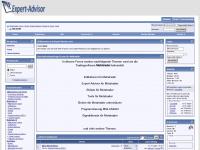 expert-advisor.com Webseite Vorschau