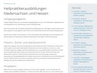 heilpraktikerausbildung-niedersachsen.de