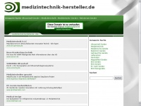 medizintechnik-hersteller.de