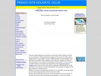 french-gite-holidays.co.uk