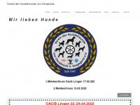 verein-der-hundefreunde.com
