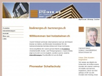 holzsteiner.ch