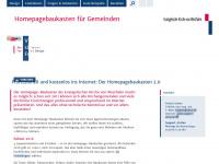 homepagebaukasten-ekvw.de